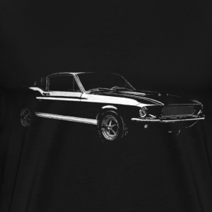 1967 Cobra - Men's Premium T-Shirt