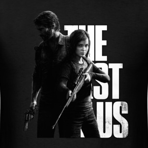 The last of us - Men's T-Shirt
