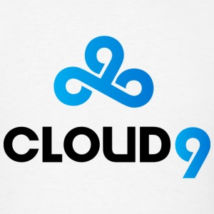 Cloud 9 - Men's T-Shirt