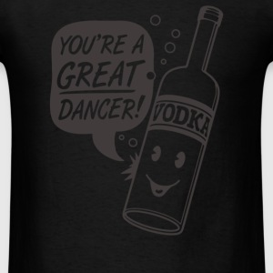 Vodka Dancer - Men's T-Shirt
