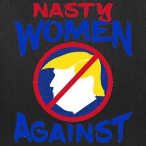 Nasty Women Against Trump Bags & backpacks - Tote Bag