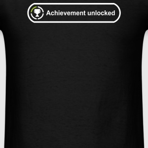 Achievement Unlocked - Men's T-Shirt