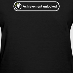 Achievement Unlocked - Women's T-Shirt