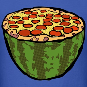 Pizza Melon T-Shirts - Men's T-Shirt