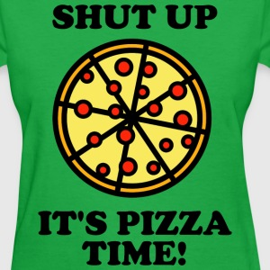 Pizza Time! T-Shirts - Women's T-Shirt