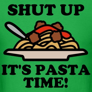 Pasta Time! T-Shirts - Men's T-Shirt