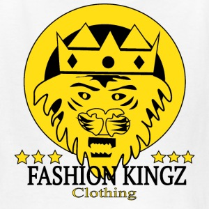 Lion_Head_logo - Kids' T-Shirt
