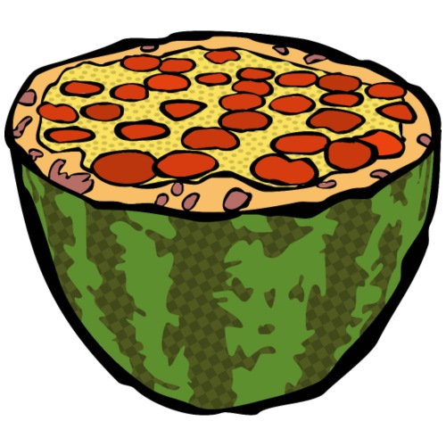Pizza Melon