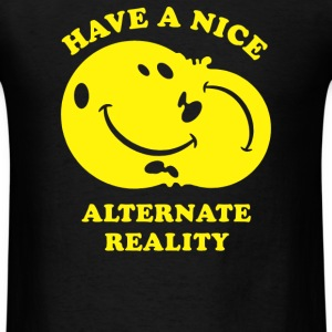 Alternate Reality - Men's T-Shirt