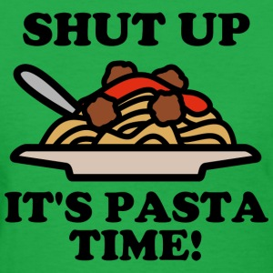 Pasta Time! T-Shirts - Women's T-Shirt