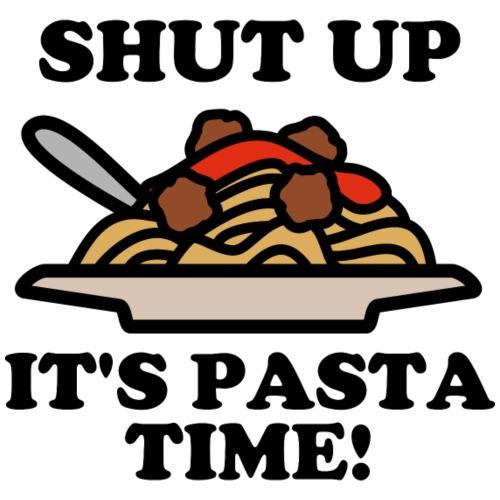 Pasta Time!