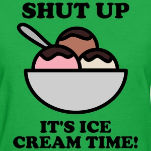Ice Cream Time! T-Shirts - Women's T-Shirt