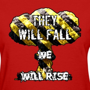 They Will Fall T-Shirts - Women's T-Shirt