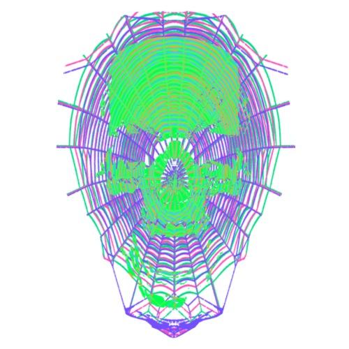 Webbed Skull