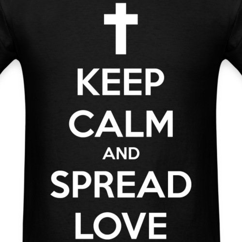 Keep Calm and Spread Love