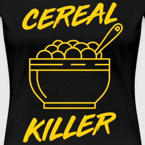 Cereal Killer T-Shirts - Women's Premium T-Shirt