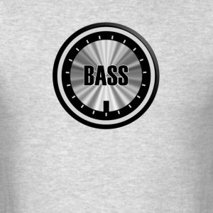 Bass Knob - Men's T-Shirt