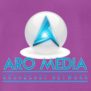 ARO_Media_PNG_Logo - Men's Premium T-Shirt