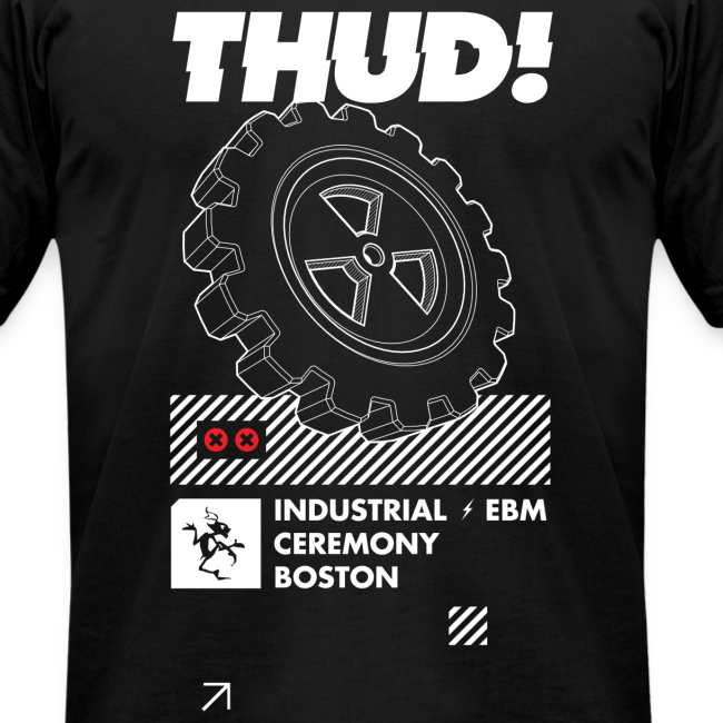 THUD! 20 - design by Dustrial