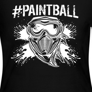 Paintball Shirt - Women's Long Sleeve Jersey T-Shirt