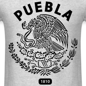 Puebla Mexico T Shirt - Men's T-Shirt