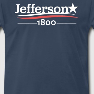 Jefferson 1800 T-Shirts - Men's Premium T-Shirt