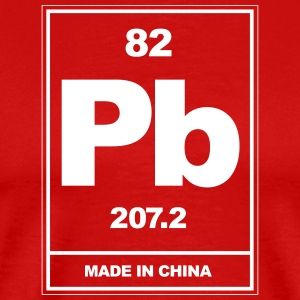 PB Made in China - Men's Premium T-Shirt