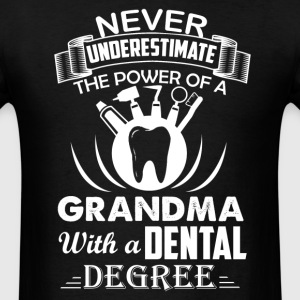 Dentist Grandma Shirts - Men's T-Shirt
