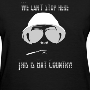 Bat Country - Women's T-Shirt