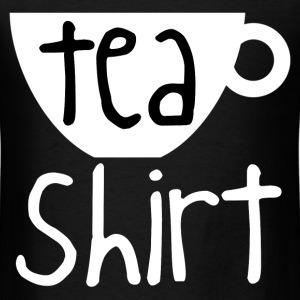 tea shirt 2.png T-Shirts - Men's T-Shirt