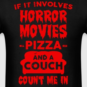 Horror Movies - Men's T-Shirt
