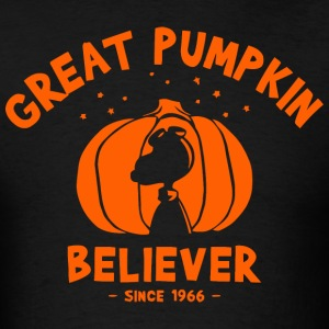 Great Pumpkin Believer - Men's T-Shirt