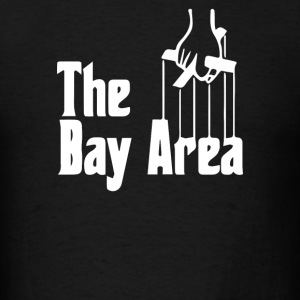 The Bay Area - Men's T-Shirt