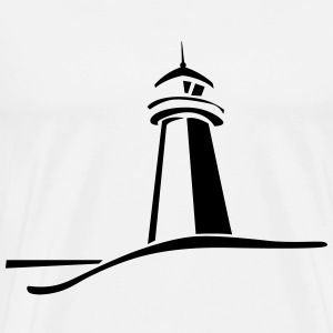 lighthouse - Men's Premium T-Shirt