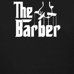 the barber - Women's T-Shirt