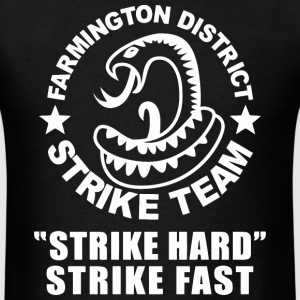 Farmington Strike Team - Men's T-Shirt