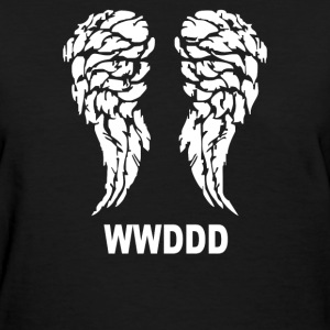 The  What Would Daryl Dixon Do - Women's T-Shirt
