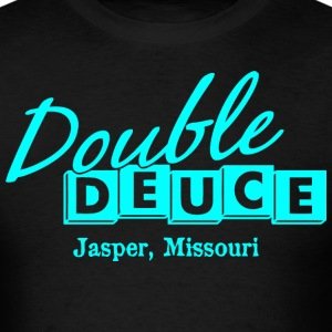 Double Deuce T-Shirts - Men's T-Shirt