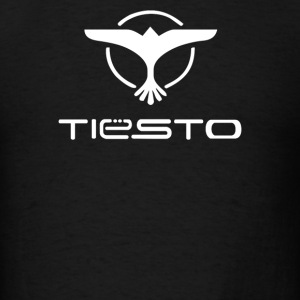 Tiesto Bird Logo - Men's T-Shirt