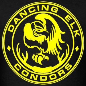 Dancing Elk Condors - Men's T-Shirt