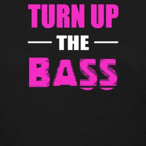Turn Up The Bass - Women's T-Shirt