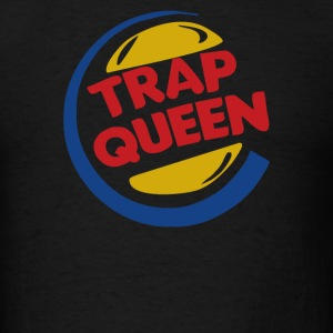trap queen - Men's T-Shirt
