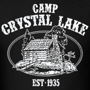 Camp Crystal Lake - Men's T-Shirt
