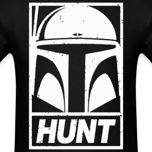 Boba Fett Hunt - Men's T-Shirt