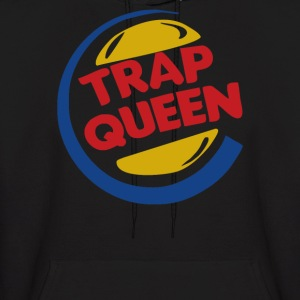 trap queen - Men's Hoodie