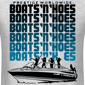 Boats N' Hoes - Men's T-Shirt