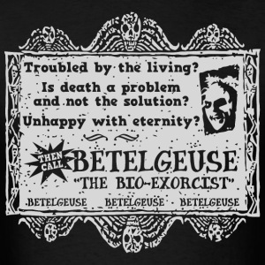 Betelgeuse Bio-Exorcist5 - Men's T-Shirt
