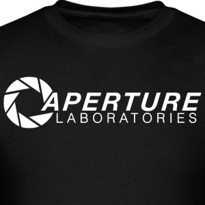 Aperture Laboratoriesa - Men's T-Shirt