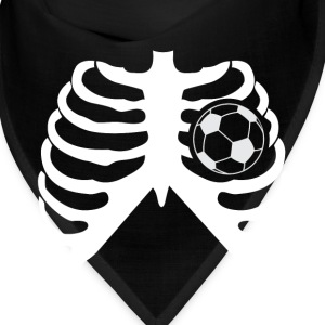 MY HEART BEATS FOR SOCCER - I LOVE SOCCER! Caps - Bandana