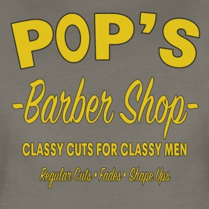 Pop's Barber Shop - Luke Cage - Women's Premium T-Shirt
